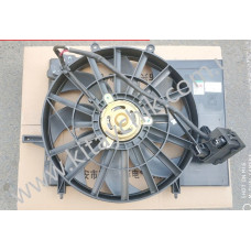 Вентилятор радиатора MG 3 Cross