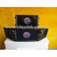 Штатная магнитола с DVD/GPS для MG 550/MG6