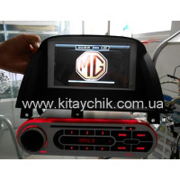 Штатная магнитола с DVD/GPS для MG 3 Cross (МГ3 Кросс)