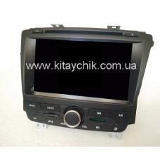 Штатная магнитола с DVD/GPS для MG 350 (МГ 350)