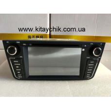 Магнитола с DVD/GPS для Emgrand X7