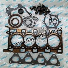 Прокладки двигателя (комплект) Geely GC 5 (Джили ГС 5)