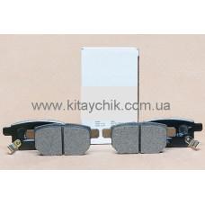 Колодки тормозные задние Great Wall Vollex C10/C30/Haval M2/M4
