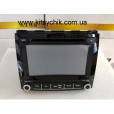 Магнитола с DVD/GPS JAC S3 (Джак С3)
