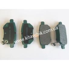 Колодки тормозные задние JAC S2/S3 (Джак С2/C3)
