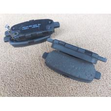 Колодки тормозные задние JAC S5 (Джак C5)