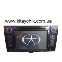 Магнитола с DVD/GPS JAC J5