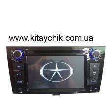 Магнитола с DVD/GPS JAC J5 (Джак Ж5)