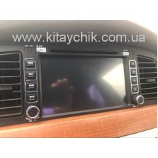 Штатная магнитола с DVD/GPS для Lifan 620/Solano (Лифан 620/Солано)