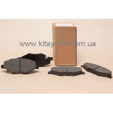 Колодки тормозные передние Lifan X60