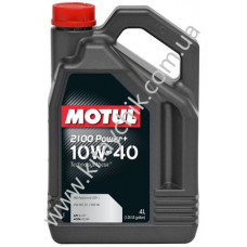 MOTUL 2100 POWER+ SAE 10W40 4L