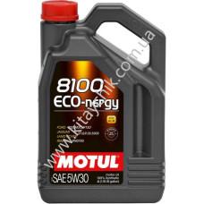 MOTUL 8100 ECO-NERGY SAE 5W30 4L