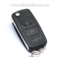 Ключ выкидной BYD F3/F3R (Бид Ф3/Ф3Р) на 3 кнопки
