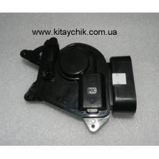 Электропривод замка двери передней левой Lifan 620/X60