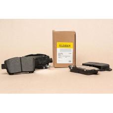 Колодки тормозные передние Lifan 620 (Лифан 620)