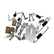 Ремкомплект колодок ручника BYD F3/F3R/G3/F3NEW