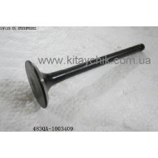 Клапан выпускной BYD F6/G6/S6(Бид Ф6/Ж6/C6) 1.8/2.0