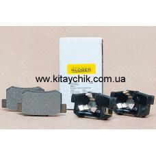 Колодки тормозные задние BYD F6/G6