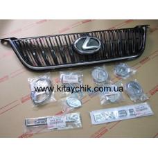 Решетка и эмблемы Lexus для BYD S6