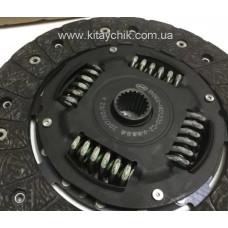 Диск сцепления BYD F6/G6 (Бид Ф6/Ж6) 228 мм